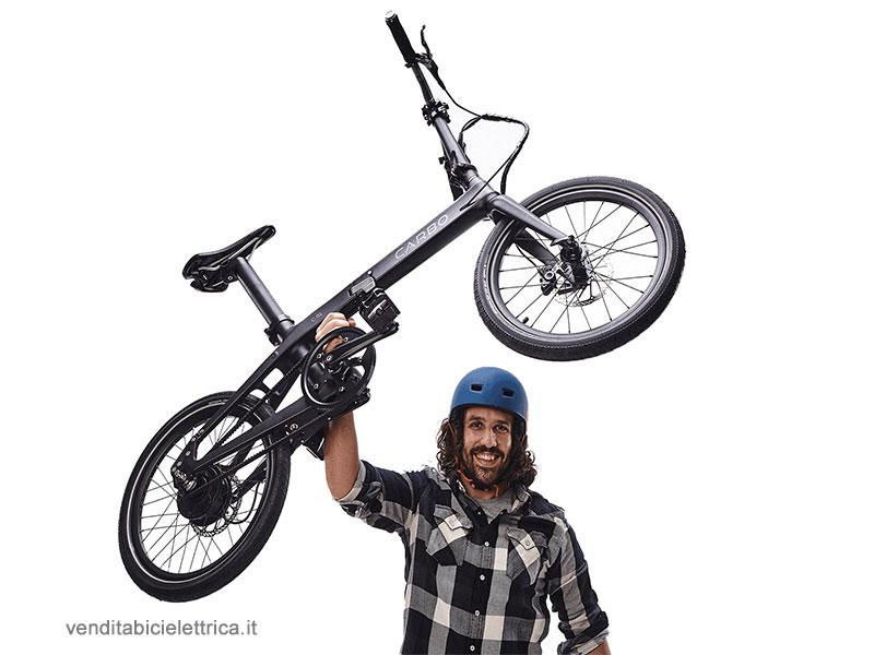 le bici elettrica pieghevole